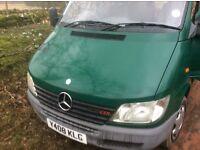 FOR SALE Mercedes Sprinter Camper Van