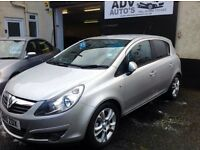 2010/ 10 vx corsa SXI , 5 dr , 1398cc ,1 lady owner, f.s.h. like new £3550 Ono mut sell