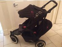Phil and Ted Double stroller**price reduced**