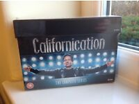 Complete series of Californication