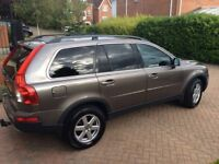 Volvo XC90, 1 previous owner, sunroof, good condition , just serviced