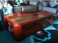 Solid Coffee table