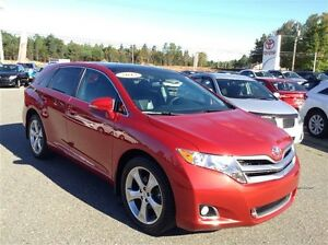 2013 Toyota Venza V6 AWD - Leather, S/Roof  ONLY $155 BIWEEKLY 0
