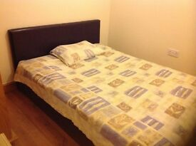 One Double Room available now to Rent.
