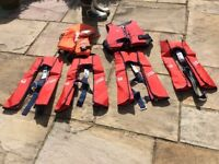 Life Jackets and Gul Boots