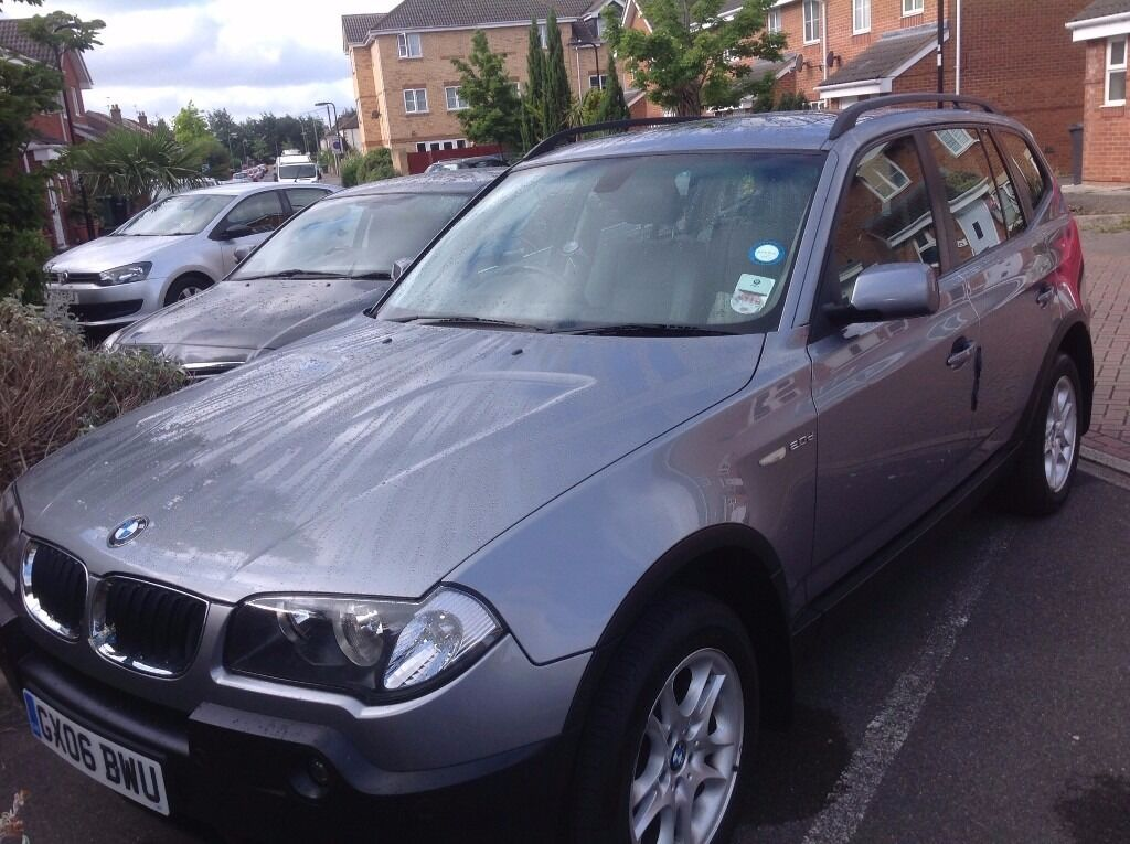 2006 bmw x3 diesel manual 4 4 excellent condition clean with full service history gbp 4100 or. Black Bedroom Furniture Sets. Home Design Ideas