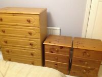 Several items of bedroom furniture