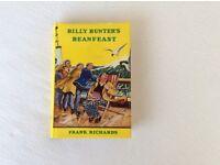 BILLY BUNTER'S BEANFEAST - HARDBACK BOOK
