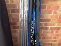 Fishing pole avanti match team pole brand new 16mts 13mts 14.5mts