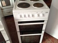 Double oven modern (latest model) electric cooker nice & clean