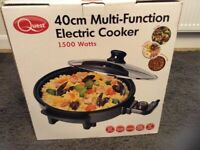 Multi-Function Electric Cooker 1500 Watts