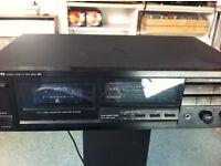 ONKYO cassette deck TA2120
