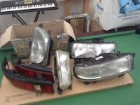 Set of Renault Master Lamps