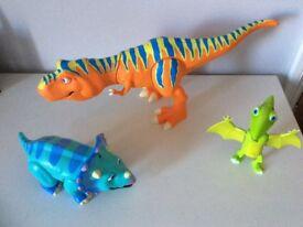 Dinosaur Train Bundle - React and Roar set