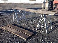 Scaffolding Boards & Tressalls