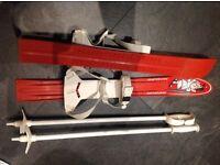 Gripon toddler skis
