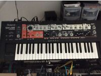 Roland SH201 virtual analogue synth