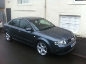 AUDI A4 1.9 TDI SPORT 2001 YEAR FULLY LOADED GOOD CONDITION