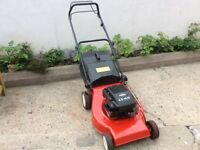 Castlegarden LS45 Self drive petrol lawnmower Briggs&Stratton engine 22inch cut Large box Good order