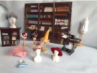 Doll house shop furniture