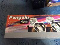 Penguin disco light