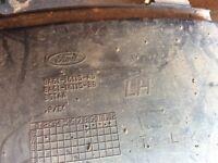 Ford Fiesta wheel arch liner passenger