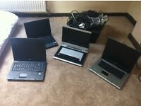 Laptops Bundle (and cables box)