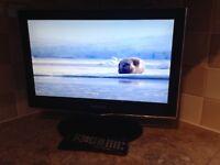"Samsung 19"" digital free view LED television"