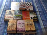 Selection of 10 books