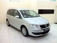 Volkswagen Touran 1.9 TDI S MPV 7 Seats - 12 Month MOT - 12 Month Warranty - Tow Bar With Electrics