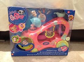 Littlest Pet Shop - New paw powered cruiser