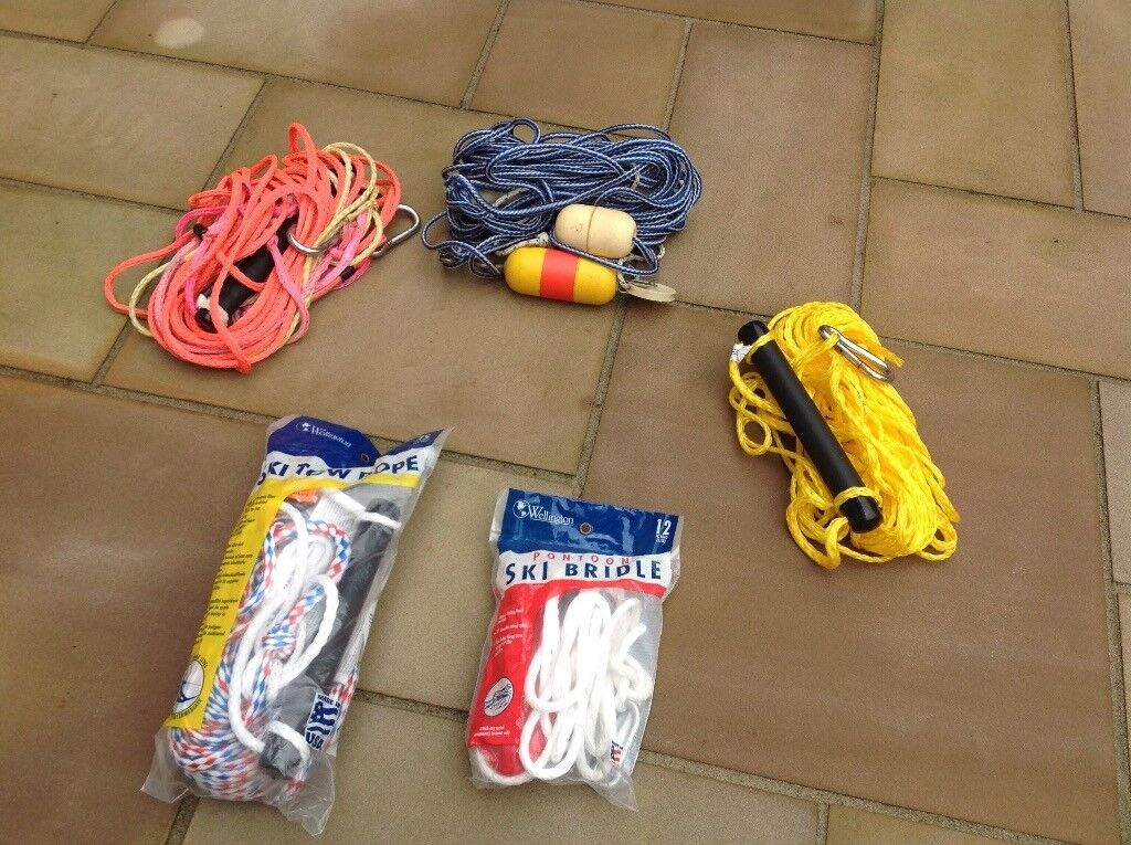 Water Ski Tow ropes and bridles
