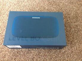 Samsung Bluetooth speaker new
