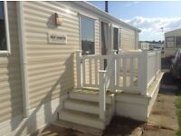 Static caravan Willerby New Hampton 2-bedroom, 6-berth 35x12ft at Whitley Bay Holiday Park