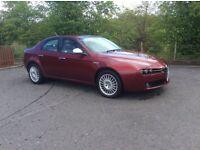 Alfa Romeo 159 Lusso JTDM