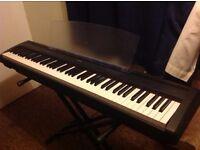 Yamaha P95 Digital Piano Full size 88 keys. Graded hammer action.