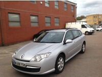 2008 Renault Laguna Diesel Good Condition with history and mot
