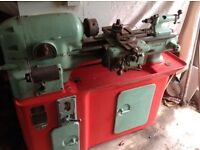 Smart and Brown screwcutting lathe