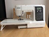 Butterick sewing machine