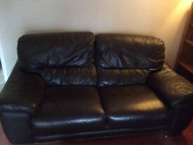 For sale Leather sofa