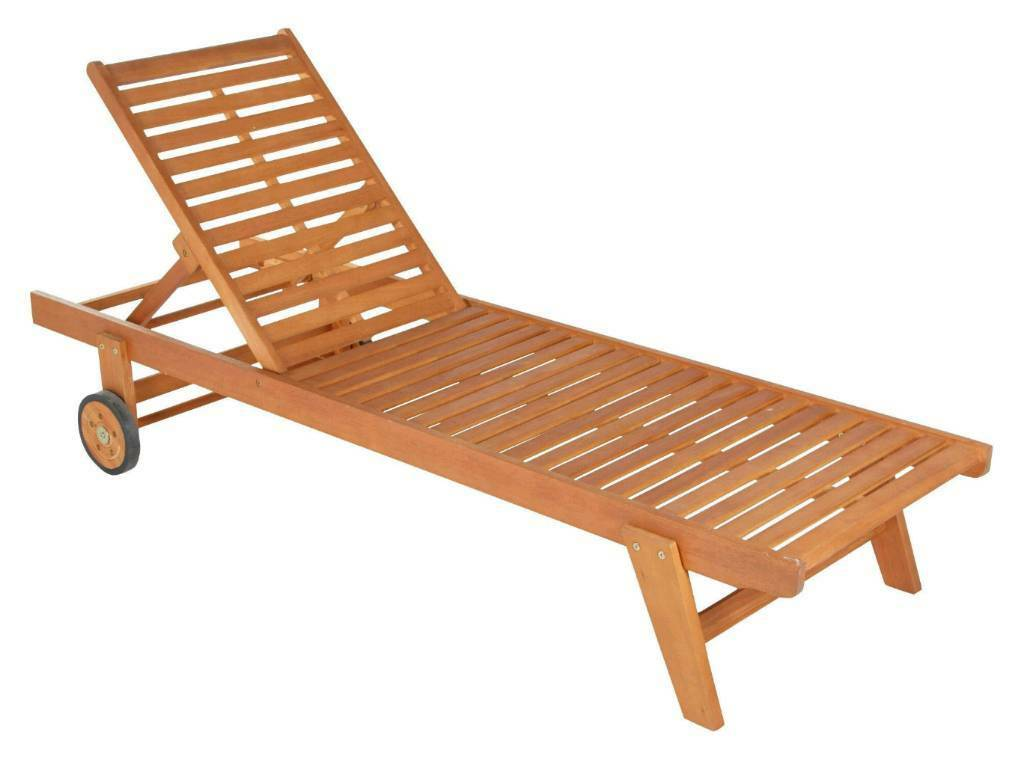 aland wooden sun lounger and seat cushion still boxed in liberton edinburgh gumtree. Black Bedroom Furniture Sets. Home Design Ideas