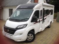 For sale: Swift Rio 320 Motor Home, manual, 2016, 7,100 miles