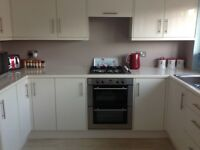 KITCHEN UNITS - DOORS & DRAWER FRONTS ONLY + HANDLES