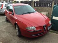 Alfa Romeo 147 Lusso 2.0 Twin Spark