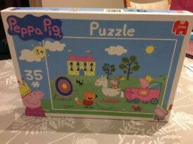 Peppa Pig Puzzle, 35 pieces