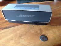 Bose Soundlink mini Speakers