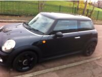 mini one 2007 1.4l for spear or repair low mileage