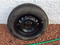Renault Clio wheel and tyre(new!)...