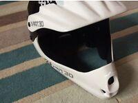 Children's/ Youths motor cross style bike helmet