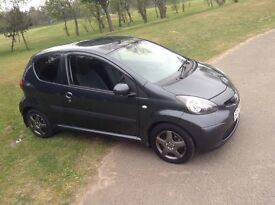 2008 TOYOTA AYGO 1.0_ONLY 33000 MILES_FSH_PART EX WELCOME_ C1_107